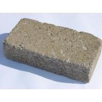 Beton tégla térkő szürke antikolt 6 cm magas