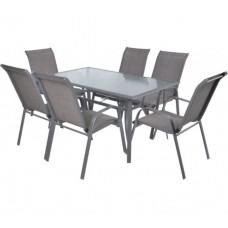 Sofia Set 6 kerti bútor szett